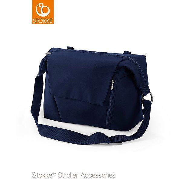 3. Stokke bakım çantasının depolama bölümleri, birçok malzemeyi güvenle muhafaza etmenizi sağlar.