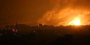 İsrail Ordusu, Gazze Şeridi'ne Kara Operasyonu Başlattı