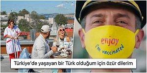 Son Dönemde Ülkemizde Yaşanan Akılalmaz Olayların Üzerine Vatandaşlar #TürkümÖzürDilerim Diyor!