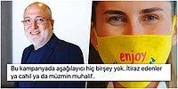 Profesör Ali Atıf Bir'in 'Aşılıyım' Reklam Filmine Tepki Gösterenlerin 'Cahil' Olduğunu Söyledi!