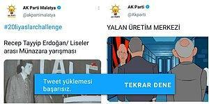 Son Dönemde Gelen Tepkiler Üzerine AKP Tarafından Silinen Bazı 'Tweetler' ve Kaldırılan 'Heykeller'