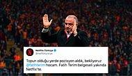 Netflix'ten Galatasaraylıları Heyecanlandıran Haber: Fatih Terim Belgeseli Geliyor