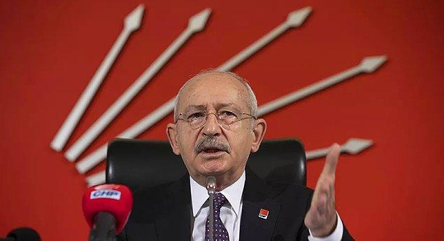 Kılıçdaroğlu: Türkiye için erken seçim çağrısı yapıyorum