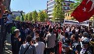 'Tam Kapanma' Manzaraları: Trabzon'da İzinli, Mesafesiz, 2 Bin Kişilik Yürüyüş