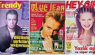 Bir Dönem Gençliğin Elinden Düşürmediği Çok Popüler 28 Gençlik ve Müzik Dergisi