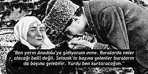 19 Mayıs 1919'da Atatürk'ün Son Kez Gördüğü Annesi ve Kız Kardeşiyle Hüzün Dolu Vedalaşması