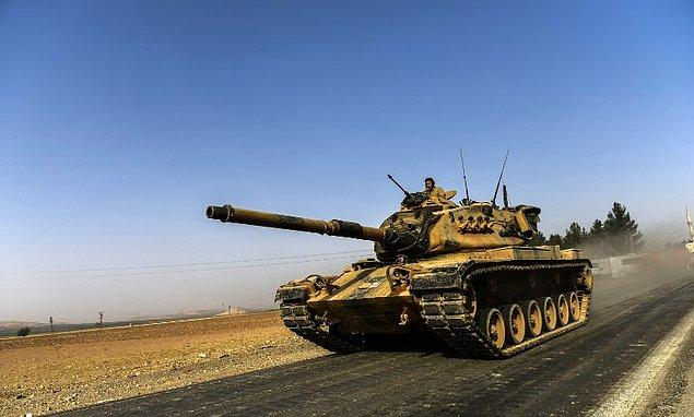 Endekste ayrıca Türk Hava Kuvvetleri'nin 1056 araca sahip olduğu, Türk Kara Kuvvetleri'nin envanterinde 3045 tank ve 11.630 zırhlı araç bulunduğu belirtildi.