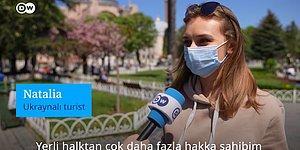İstanbul'da Tatil Yapan Turistler Anlatıyor: 'Yerli Halktan Çok Daha Fazla Hakkım Var'