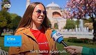 İstanbul'da Tatil Yapan Turistler Cevaplıyor: 'Yerli Halktan Çok Daha Fazla Hakkım Var, Yerli Halka Acıyorum'