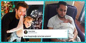 Uraz Kaygılaroğlu'nun Mükemmel Babalık Oscar'ını Elinden Almaya Göz Diken Takipçi ile Tatlı Atışması Güldürdü