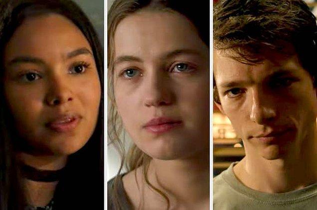 The Hunger Games and Nerve hayranları, Mike Faist (Dear Evan Hansen), Olivia Welch (Modern Family), Jessica Sula (Skins) ve Ray Nicholson (Promising Young Woman) ve başka ünlü isimlerin de rol aldığı bu diziye muhtemelen bayılacaklar.