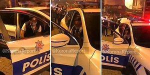 Şampiyonluk Kutlayan Beşiktaş Taraftarına Polis Anonsu: 'Şampiyonluğunuz Hayırlı Olsun, Evlere Dağılalım'
