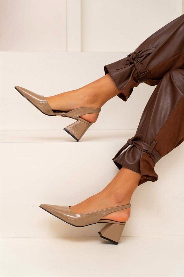 9. Bu ayakkabının asaleti beni bitirdi!