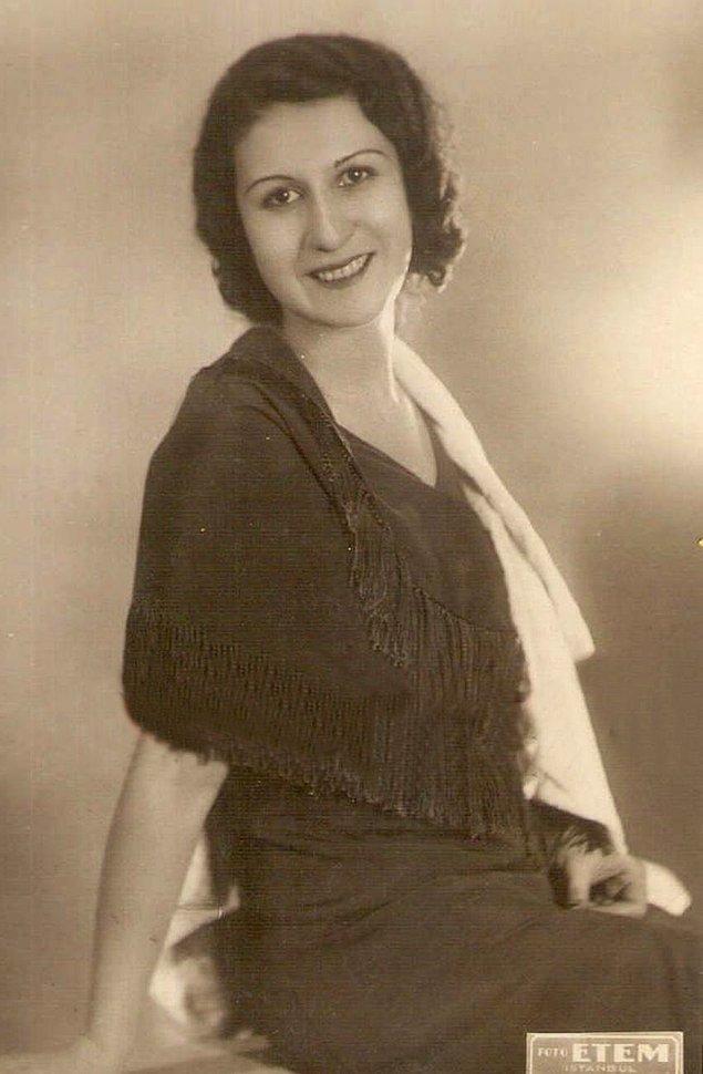 5. Nazire Hanım (1933)