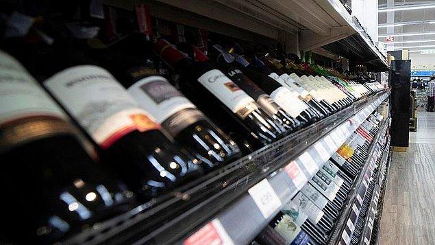 Alkol yasağı hafta sonları sürecek