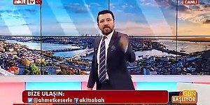 Akit Tv Sunucusu Ahmet Keser, Sedat Peker İçin 'Referandumda 'Evet' Dediği İçin Saldırıya Uğruyor' Demişti