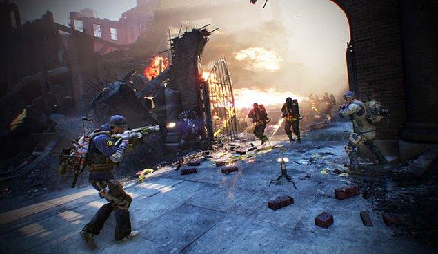 7. The Division