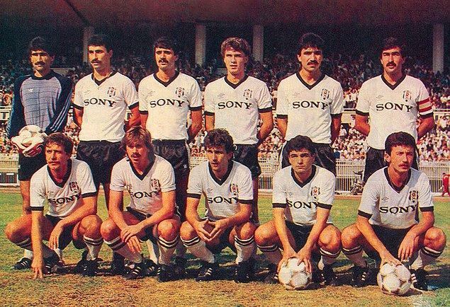 4. 1985-1986'da Beşiktaş, Galatasaray'ın önünde 7 gol averajıyla şampiyonluğa ulaşmıştı. İki takım da ligi 56 puanla bitirmişti.