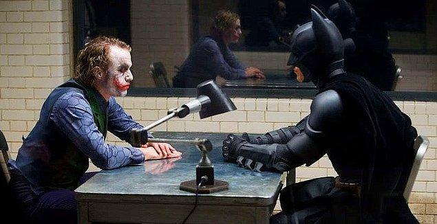 1. Joker - The Dark Knight (2008)