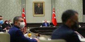 Erdoğan'dan Kabine Toplantısı Sonrası Açıklamalar: Esnafa Destek Paketinde Neler Var?