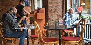 Kafe ve Restoranlara Avrupa Modeli: Bahçesi Olan Açılsın