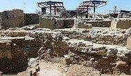 Haydarpaşa Garı'ndaki Kazılarda 2 Bin 400 Yıllık Anıt Bulundu