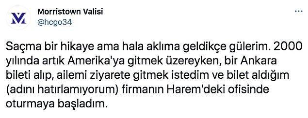 """1. Twitter'dan """"@hcgo34"""" isimli kullanıcı İstanbul- Ankara yolunda başına gelenleri anlattı. Okudukça gülme krizine gireceğiniz hikayesini sizler için paylaşıyoruz."""