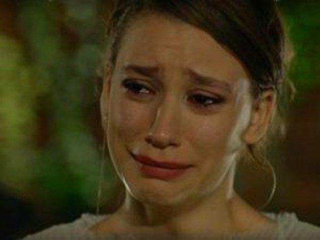 10. Ağlarken burnumuzdan akan sıvı aslında gözyaşlarımızdır.