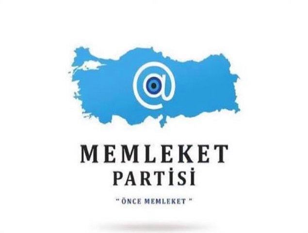 Tabii beklendiği üzere bu hareket bir siyasi partiye dönüştü ve ismi de Memleket Partisi oldu. Ardından partinin logosu olduğu iddia edilen bir takım çalışmalar ortaya çıktı.