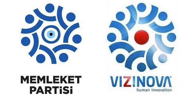 Ancak tartışmalar bitmedi. Bu logonun Vizinova isimli bir şirketin logosundan alındığı iddia edildi.