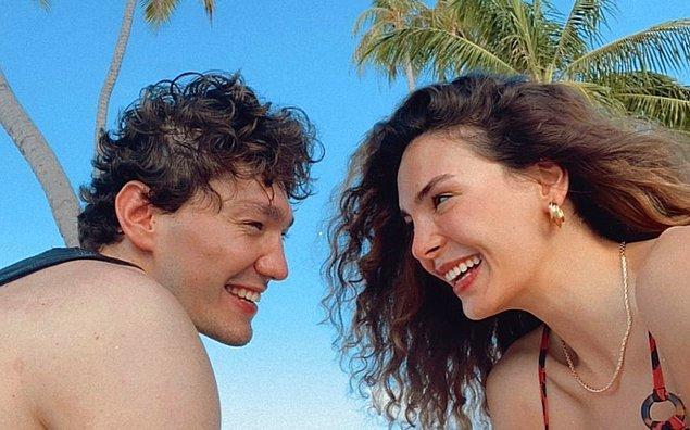 5. Cedi Osman, sevgilisi Ebru Şahin'in doğum gününü romantik sözlerle kutladı!