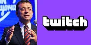 Mansur Yavaş'tan Sonra Twitch'e Giren Ekrem İmamoğlu, İlk Canlı Yayınını Yarın Yapıyor!