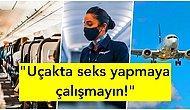 Medeniyetsizliğin Böylesi! Yolcuların Uçaklarda Yaptığı Rezil Hareketleri Anlatan Kabin Görevlileri