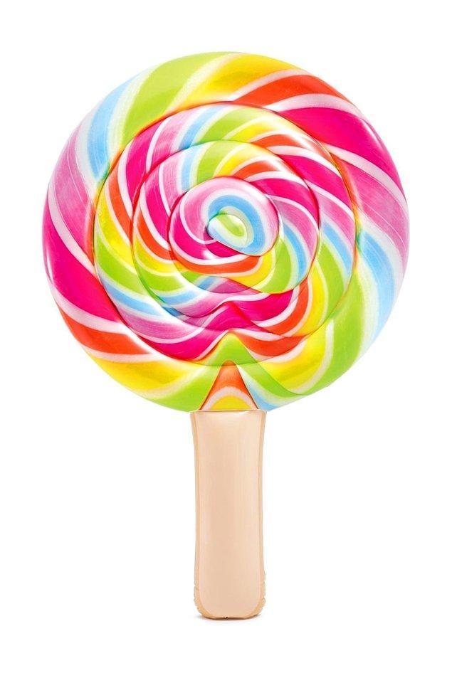 12. Bu gördüğünüz bir şeker değil.