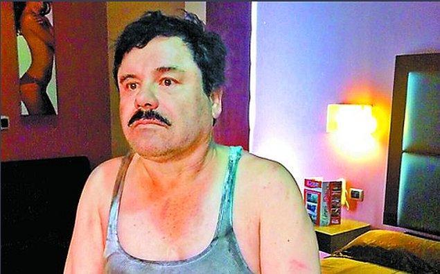 Bu serveti pek de iyi bir yerden gelmiyordu çünkü El Chapo dünyanın en ünlü uyuşturucu kaçakçılarından biriydi.