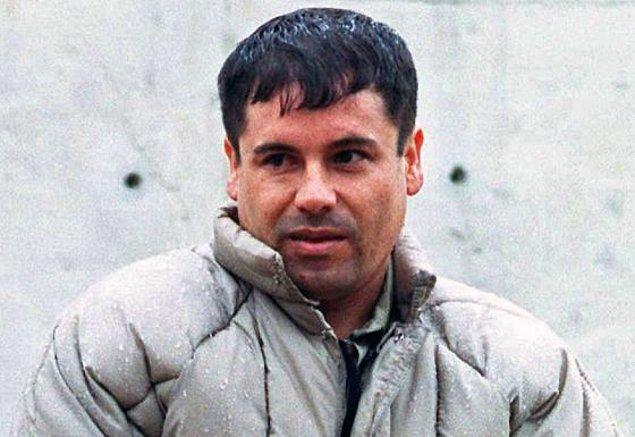İlkokul mezunu olan El Chapo suça zaten çok erken yaşta karışmıştı.