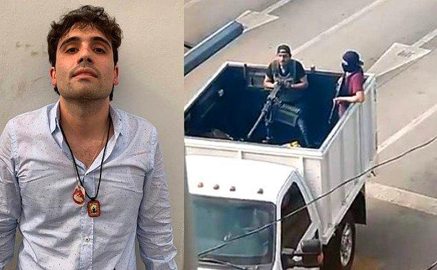El Chapo'nun oğlu, Chapo'yu Meksika'dan sınır dışı eden hakimi öldürdü ve ardından da polisler tarafından tutuklandı. Bunun üzerine kartel üyeleri ile polis arasında çatışma çıktı.