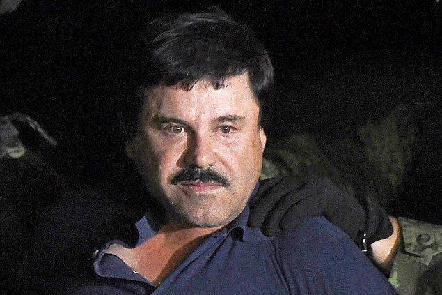 El Chapo ömür boyu hapse mahkum edildi, şu anda New York'ta hapishanede. Oğulları ise çetenin başına geçti ve kaçakçılık ağını şu an onlar yönetiyor.