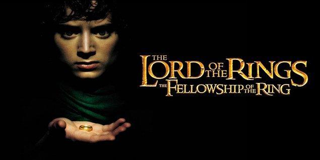 3. Yüzüklerin Efendisi: Yüzük Kardeşliği (The Lord of the Rings: The Fellowship of the Ring)