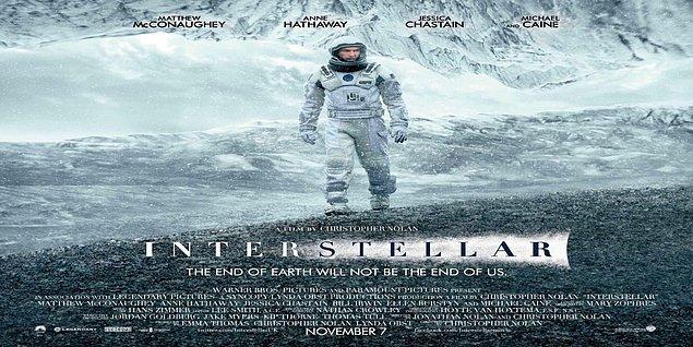 13. Yıldızlararası (Interstellar)