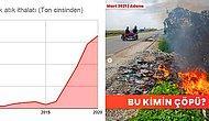 Dünya Çevre Kirliliği ile Savaşıp Sıfır Atık İçin Çabalarken Türkiye Nasıl En Çok Atık İthal Eden Ülke Oldu?