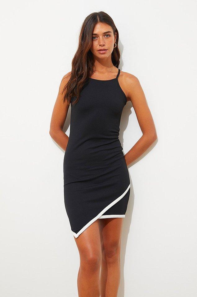 14. Bu elbise de çok zarif.