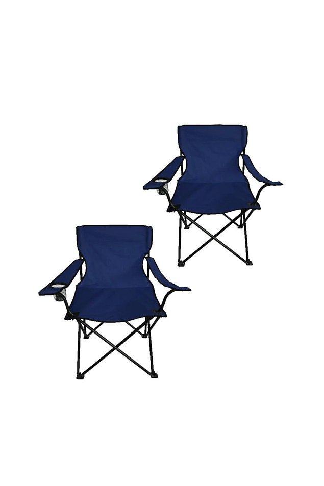2. Çantalı kamp sandalyeleri de olmazsa olmazlardan...