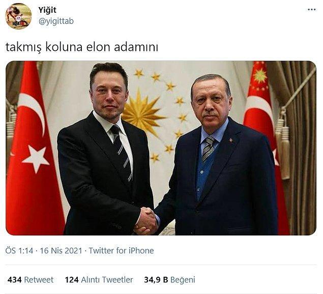 4. Cumhurbaşkanlığı'ndan bu tweet için bir kınama bekleniyor.
