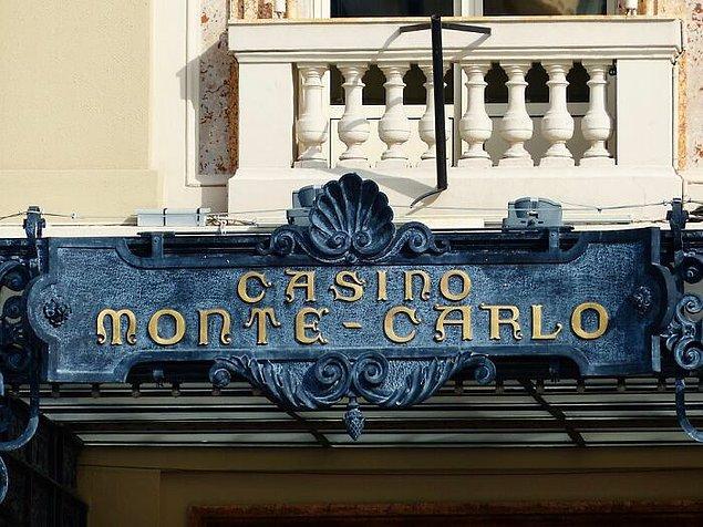 19. Monako vatandaşlarının Monte Carlo Casino'sunda kumar oynaması yasak.