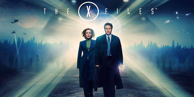7. The X-Files