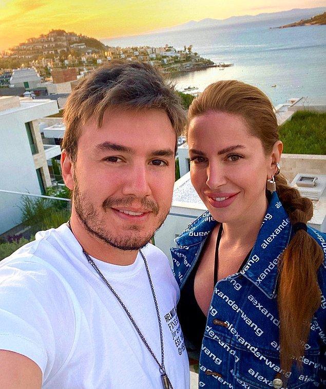 9. Mustafa Ceceli ve Selin İmer:
