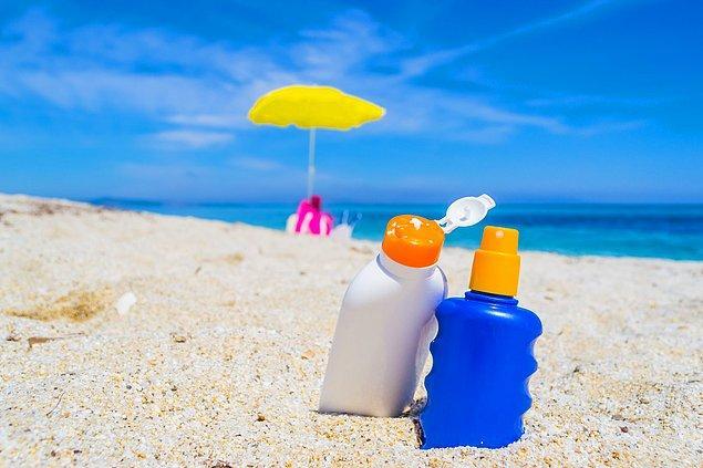 5. Tatil için tercih edecekseniz suya dayanıklı olmasına dikkat edin.