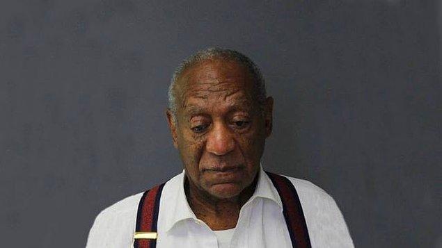 2. Bill Cosby - Cinsel taciz