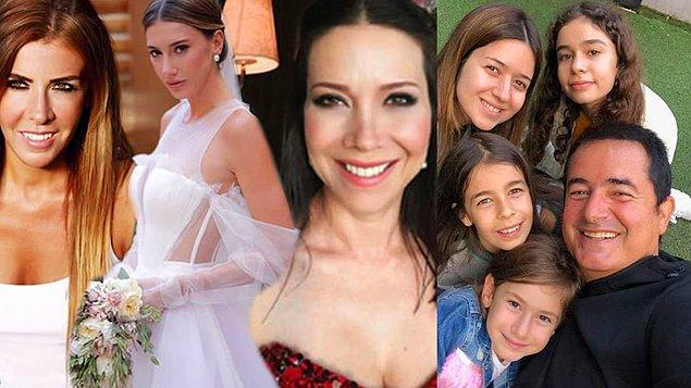 Bildiğiniz üzere Acun Ilıcalı'nın eski üç eşinden dört tane kızı var.